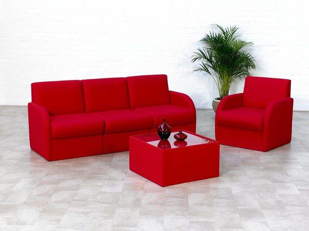 Rapid Range BRS Fabric Office Modular Reception Seating ...