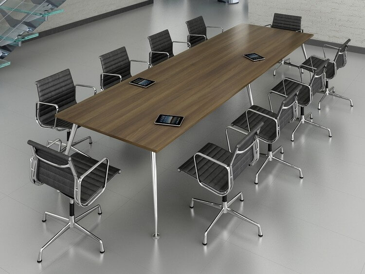 Tcs Capri Office Meeting Table Rapid Office Furniture