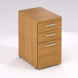 TCS 3 Drawer Desk Height Pedestal