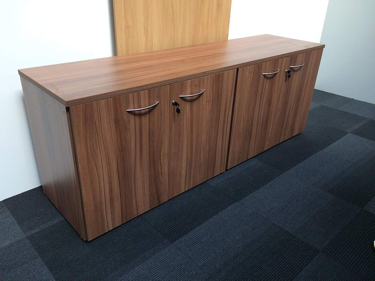 TCS Desk Height Credenza Cupboard