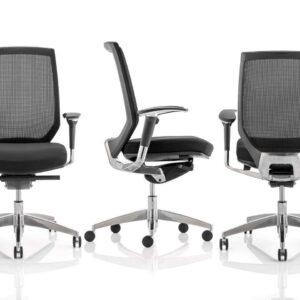 Midas Mesh Executive Office Chair