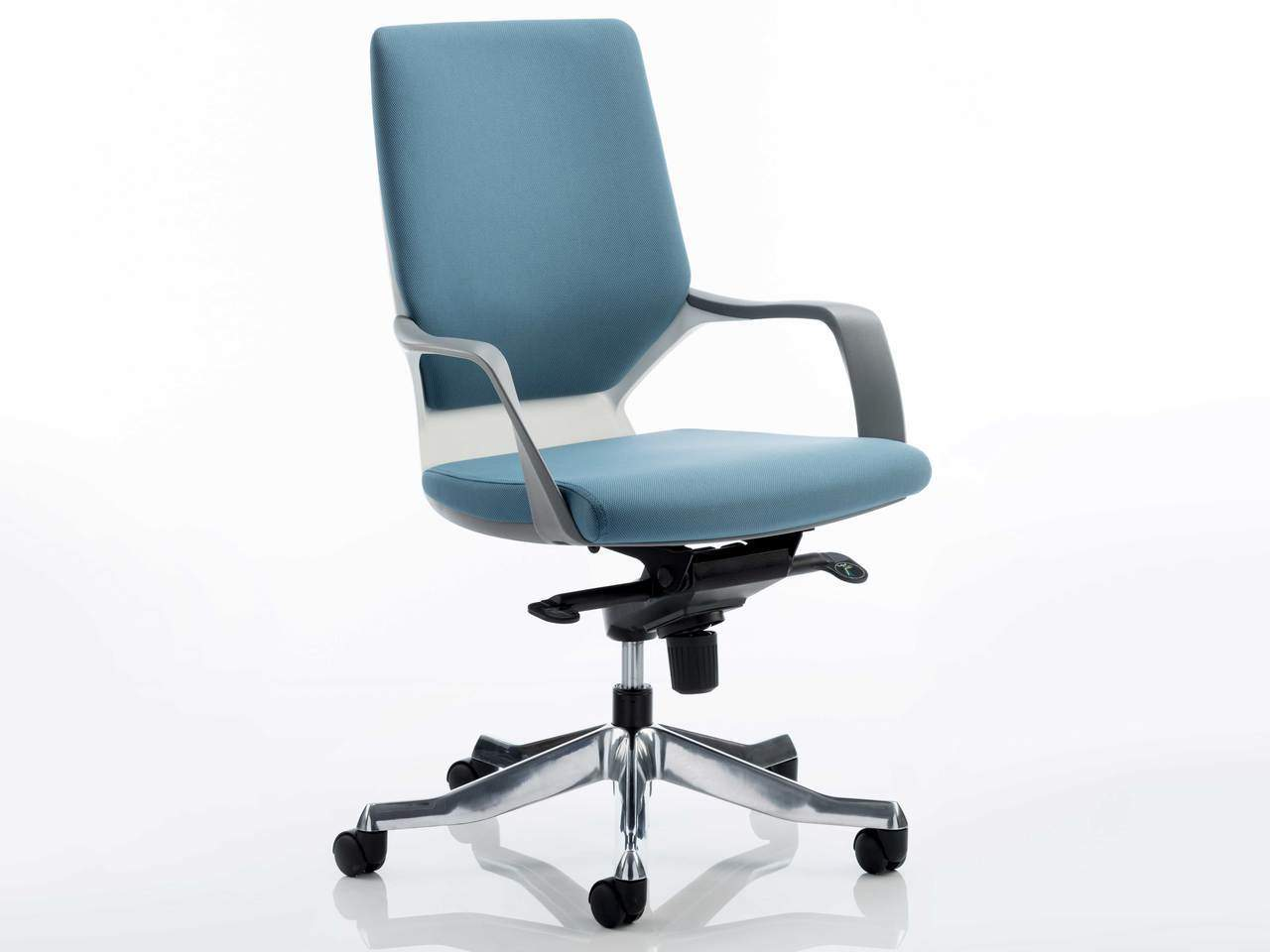 Xenon Fabric Executive Office Chair in Black or Blue