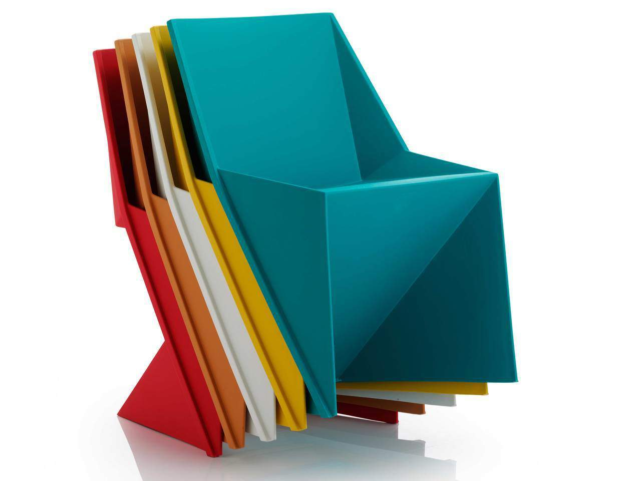 Freedom Stacking Visitor Meeting Chair