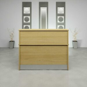 TCS Z-Range Modular Rectangular Reception Counter ZC10