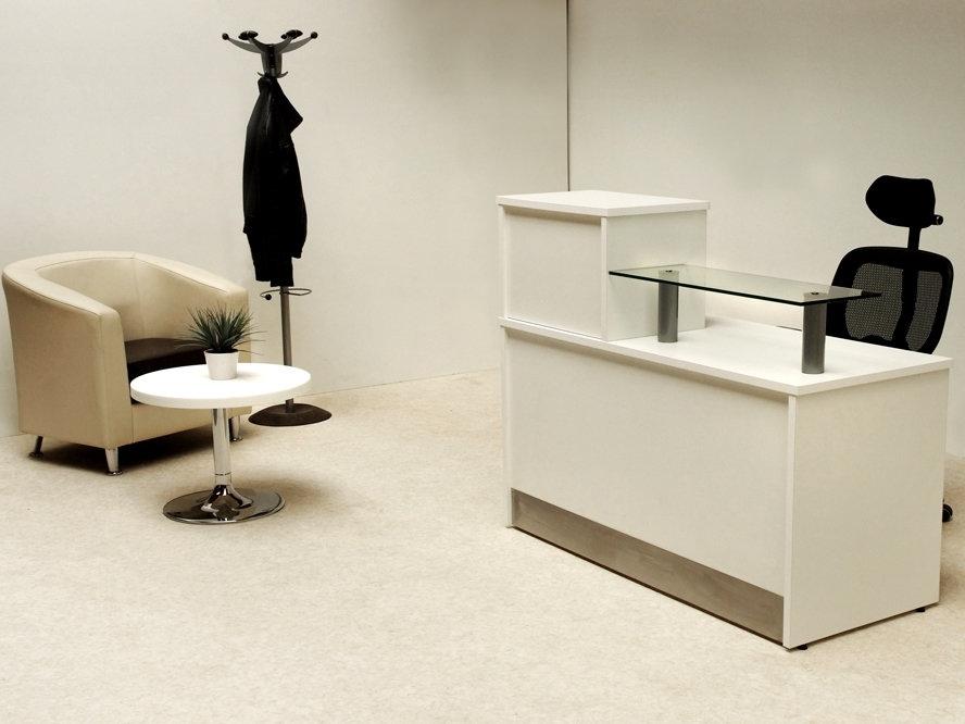 TCS Z-Range Modular Rectangular Reception Desk ZC55