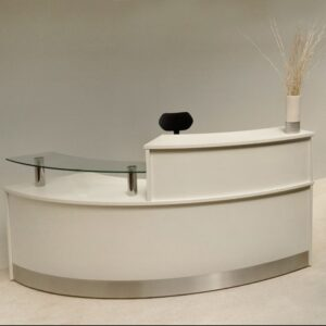 TCS Z-Range Modular Curved Reception Desk ZC66