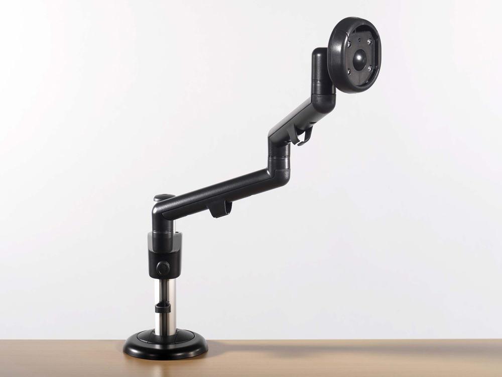 Motion Single Arm Monitor Arm