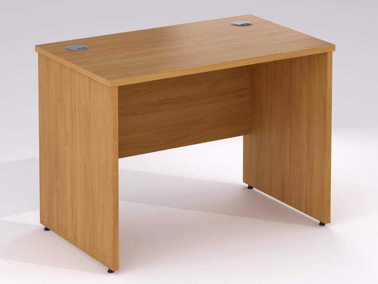TCS nTree Rectangular Panel End Office Desk