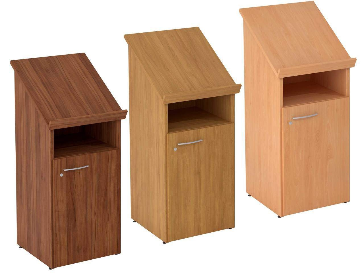 TCS nTree Presentation Podium Lectern with Cupboard