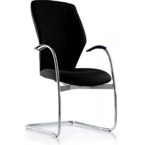 Blast High Back Visitor Cantilever Meeting Chair