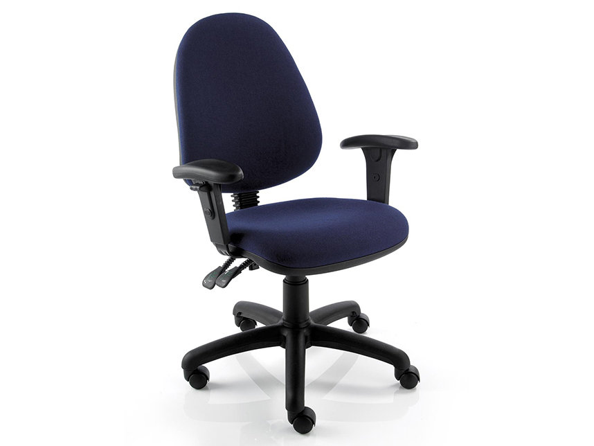 Force High Back Operator Chair