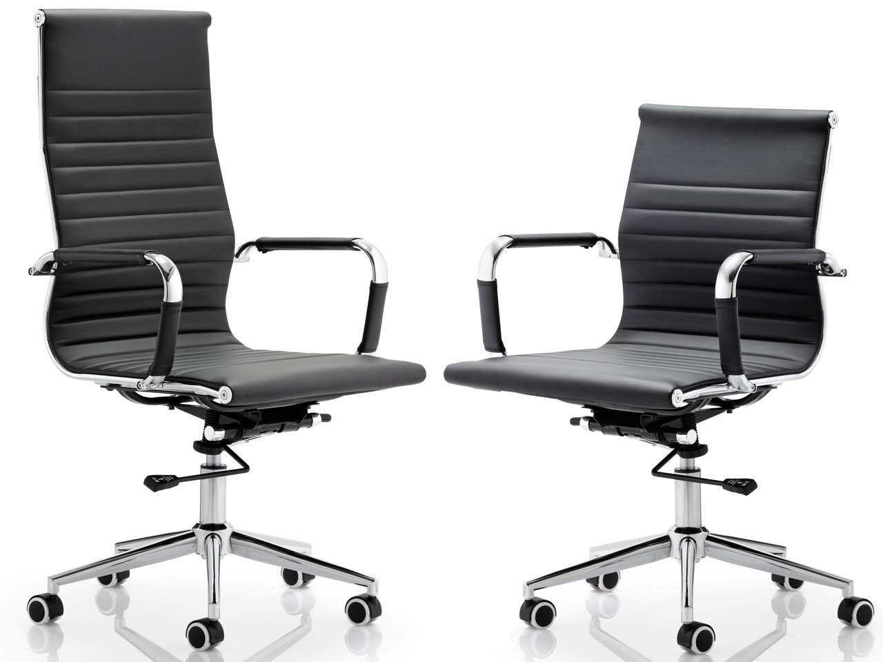 Cross Medium and High Back Executive Office Chair