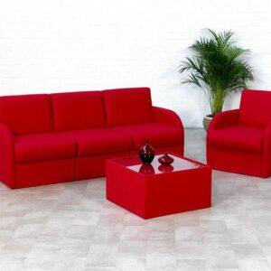 Rapid Range BRS Fabric Modular Reception Seating