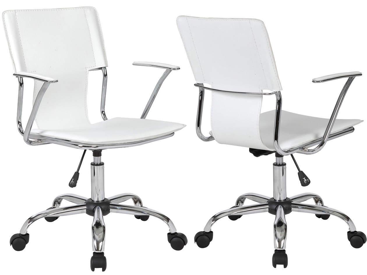Trento Stylish Designer Executive Chair in Black or White
