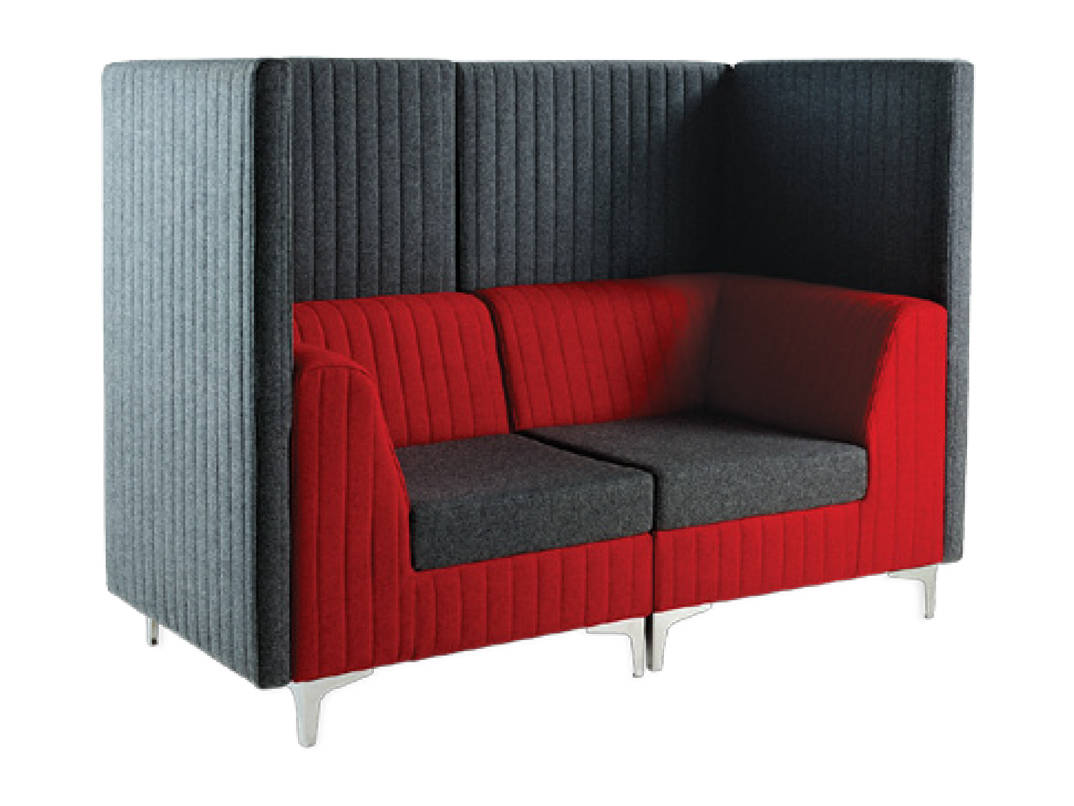 Bora Seating Right, Left and Centre Reception Seater Chair