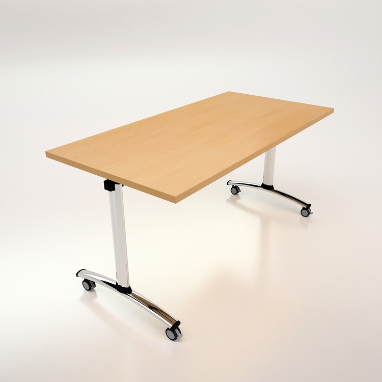 Folding Office Table Click