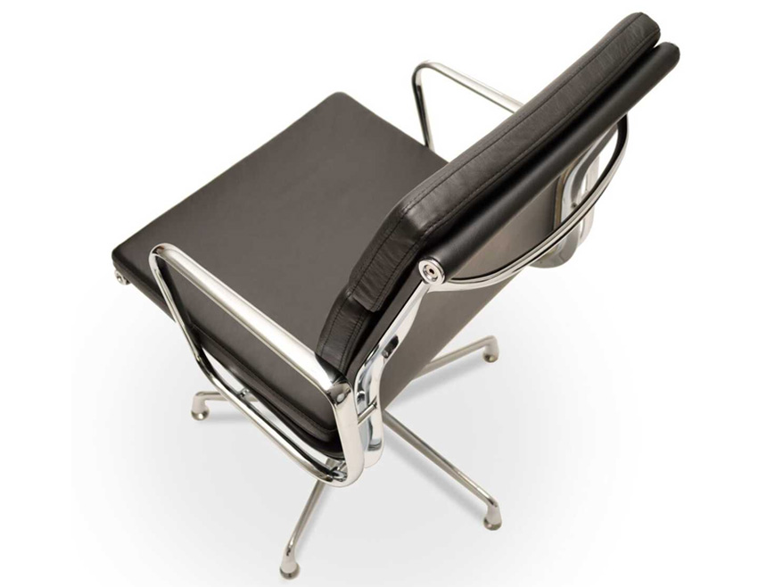 Libra Soft Pad Leather Executive Office Chair Rapid