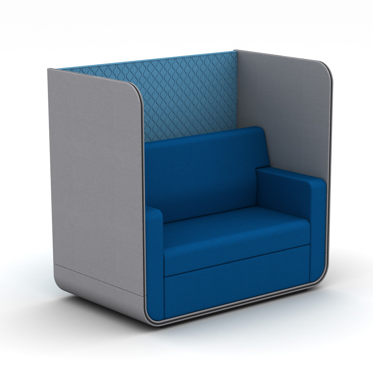 Snug Acoustic Booth Agile Working Pod Rapid Office Furniture