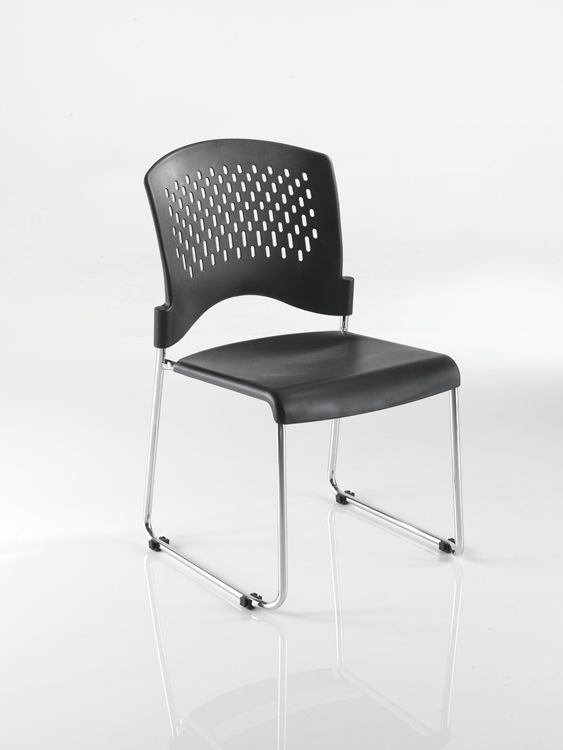 Dolly Stack-able Meeting Room Conference Chair