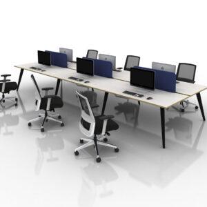 Pyramid office desk